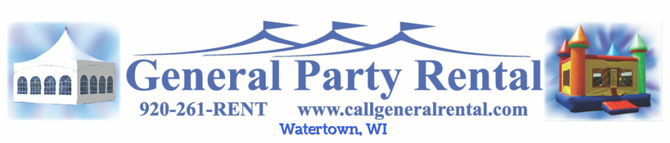 General Party Rental Watertown, WI
